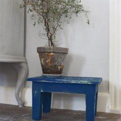 Warm Blue Kalkfarbe Kreidefarbe Chalck Paint Vintage Paint Jeanne d Arc Living