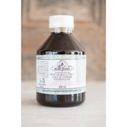Hanföl Hemp Oil ist eine Alternative zu Wachs Lebensmittelsicher.