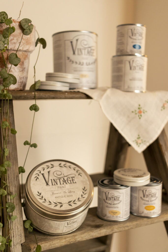Jeanne d' Arc Living Vintage Paint