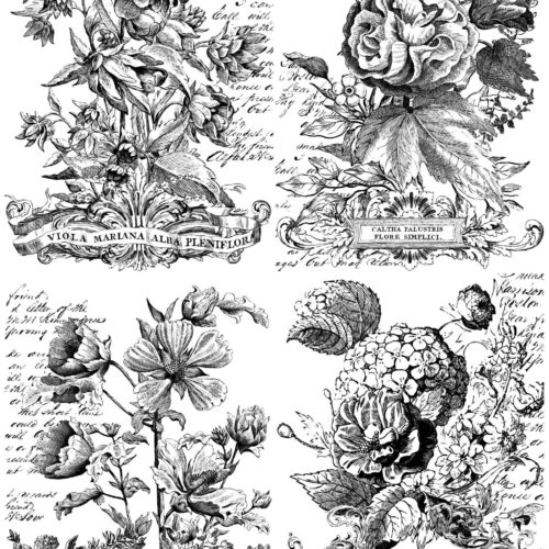 iod-classic-bouquets-paintable-decor-transfer-by-iron-orchid-designs_