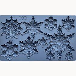 iod-snowflakes-Schneeflöckchen-decor-mould