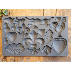 iod decor form-mould-fleur-de-lis