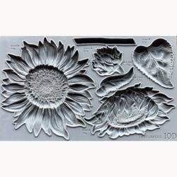 IOD Mould SunFlowers